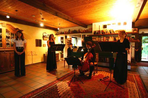 Quartett Fontaine