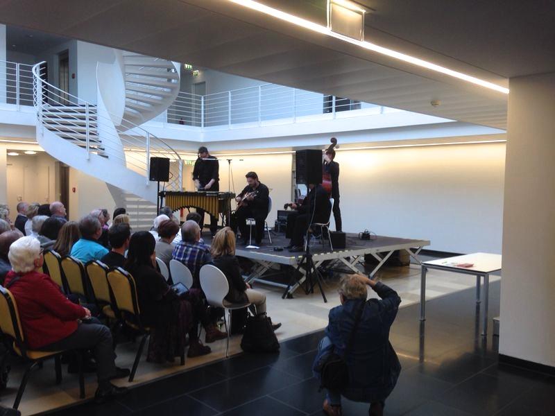 Joscho Stephan Trio und Matthias Strucken in Kollektionshalle